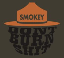 Smokey Bear by Johnny Tsunami