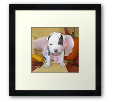 BUT MOM...I'M  A BOY!! Framed Print