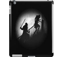 The Daywalker and the Nightstalker iPad Case/Skin