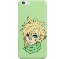 chibi cloud iPhone Case/Skin