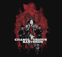 Changlourious Basterds (Dark Shirt) T-Shirt