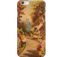 Old English Cottage iPhone Case/Skin
