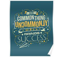 Uncommon Things Poster
