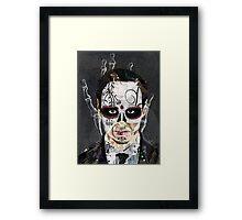 La Mano de la Muerte Framed Print