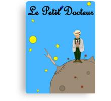 Le Petit Docteur Canvas Print
