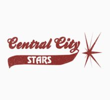 Central City Stars by mikeonmic