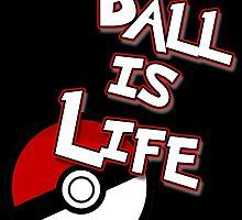 Poke-Ball is Life by OathkeeperKH