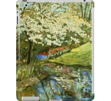 Spring Reflections iPad Case/Skin