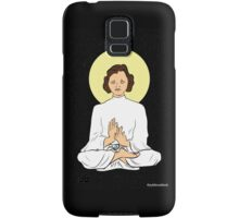 Leia as the Buddha Samsung Galaxy Case/Skin