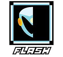 Robot Master - Flash Photographic Print