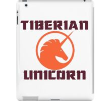 tiberian unicorn iPad Case/Skin