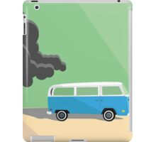 Dharma Van vs Smoke Monster iPad Case/Skin