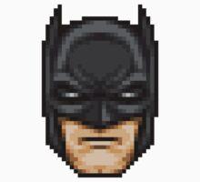 Batman Pixel by bowksmon