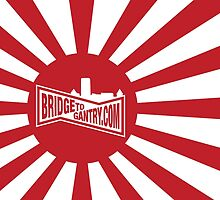 The JDM-approved BTG Logo V1.0 by BridgeToGantry