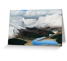 Torridon - after the snowstorm Greeting Card
