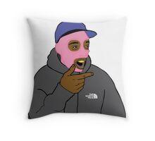 Rejjie Snow  Throw Pillow