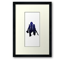 the mighty Framed Print