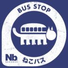 Neko Bus Stop by JASONCRYER