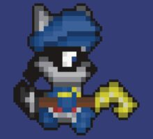 Retro Sly Cooper by xJokerz