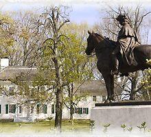 George Washington's Headquarters by Kenneth Hoffman