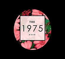 The 1975 Floral Print  by LeahOlivia