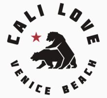 Cali Love - Venice Beach by JamesShannon