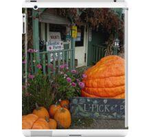 You Have a Big Pumpkin iPad Case/Skin