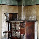 22.10.2014: Rusty Oven by Petri Volanen
