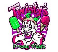 Twisty's Frozen Treats Photographic Print