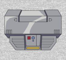 Megatron 'chestbot' by deadbunneh _