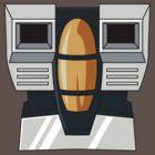 Skywarp 'chestbot' by deadbunneh _