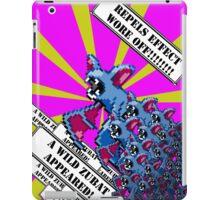 A wild Zubats appeared! iPad Case/Skin