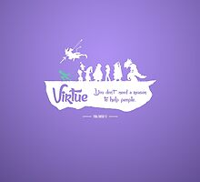 Virtue - Zidane by moombax