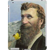 John Muir iPad Case/Skin
