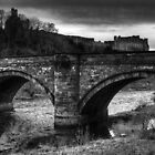 Richmond, North Yorkshire by English Landscape Prints