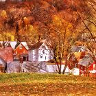 Prelude to November by Nadya Johnson