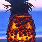 HALLOWEEN...HAWAIIAN STYLE by WhiteDove Studio kj gordon