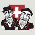 Swiss Jodeler by itchingink