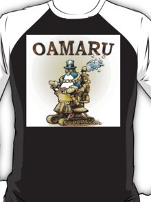 Steampunk Penguin Oamaru T-Shirt