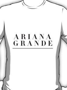 Ariana Grande logo (My Everything era) T-Shirt