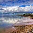 The Waterfront at Silloth by Tom Gomez