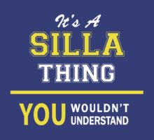It's A SILLA thing, you wouldn't understand !! by satro