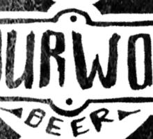 Beacon Hills' finest brew. Sticker