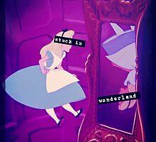 Stuck in Wonderland by camlaf