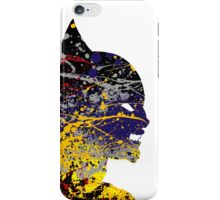 "A Splash of Heroism: ""Wolverine"" iPhone Case/Skin"