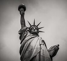 Statue Of Liberty by NathanGordon