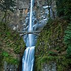 Multnomah Falls by Adam Northam