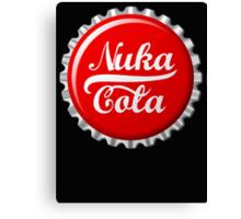 NUKA-COLA Canvas Print