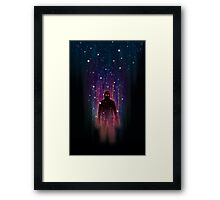 Lord of Stars Framed Print