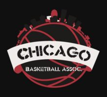 Chicago Basketball Association by kassette